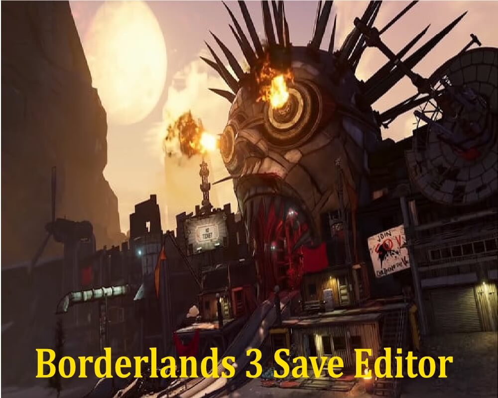 Borderlands 3 Save Editor