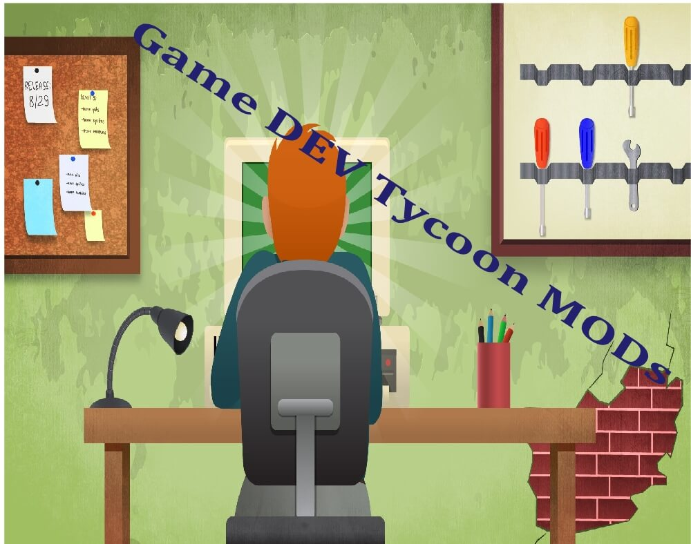 Game DEV Tycoon MODs