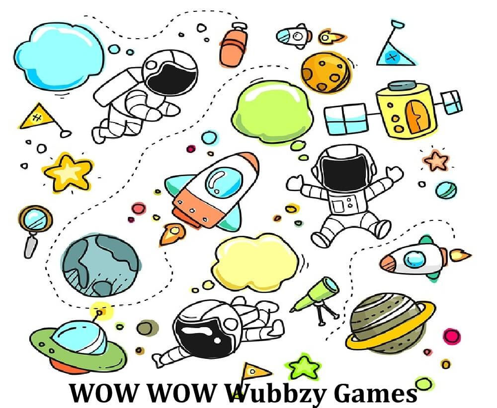 WOW WOW Wubbzy Games
