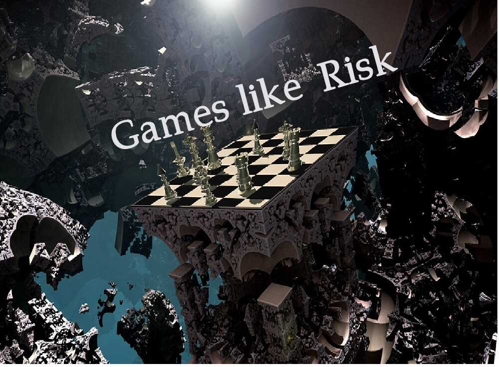 Games like Risk