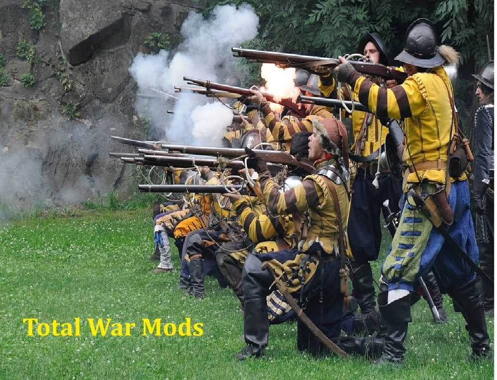 Total War Mods