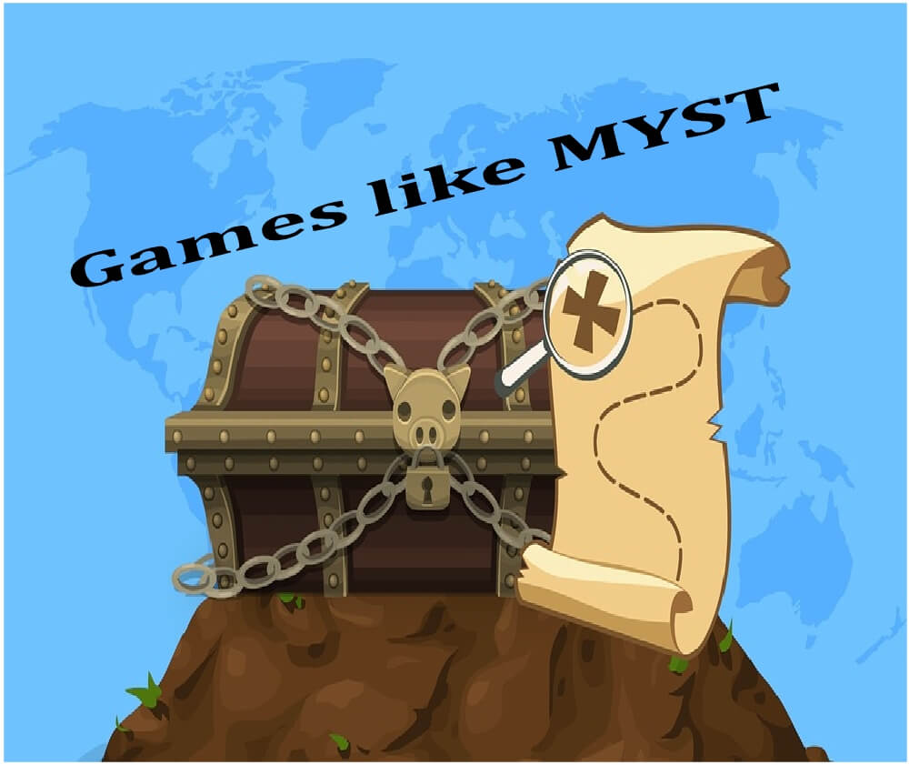 Games Like MYST