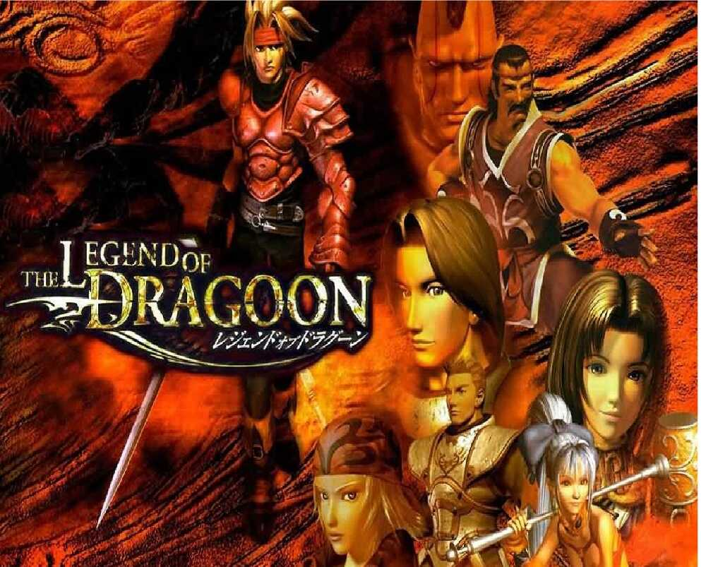 Legend of Dragoon Remake