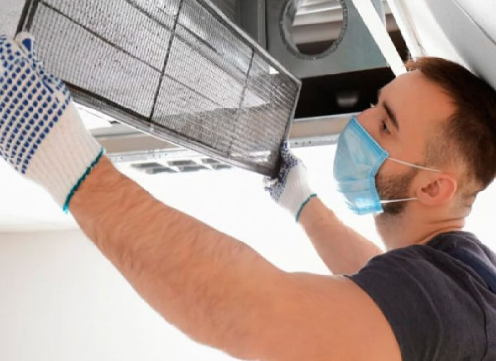 Air Duct Sanitizing and Cleaning