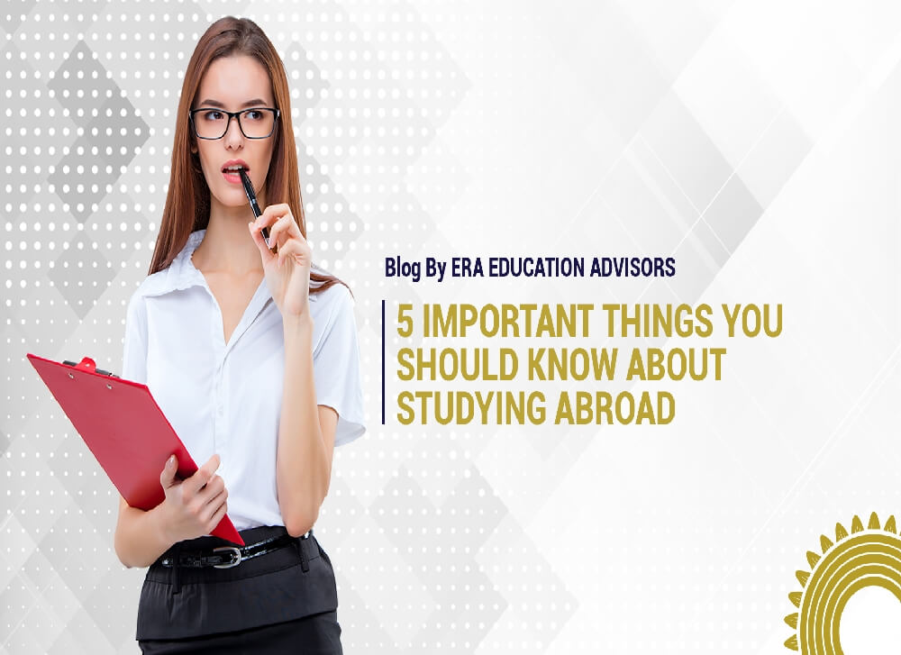 Important Tips Studying Abroad