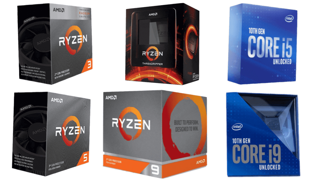 Best CPUs for Gaming 2021 – Top CPC from Intel to AMD – Amir Articles
