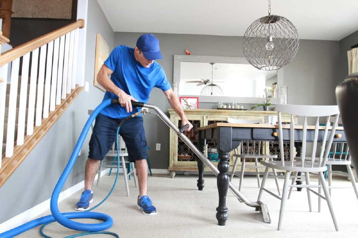 Special Step by Step Easy Guide for Carpet Cleaning Services