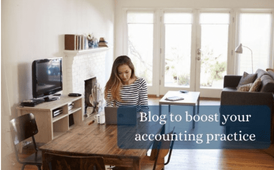 Blog to Boost Your Accounting Practice