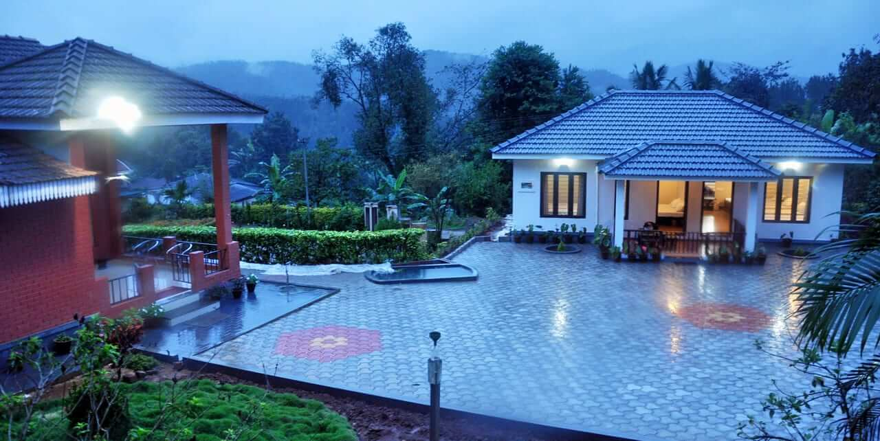Chikmagalur Resorts Providing Recreation Space and Rejuvenation