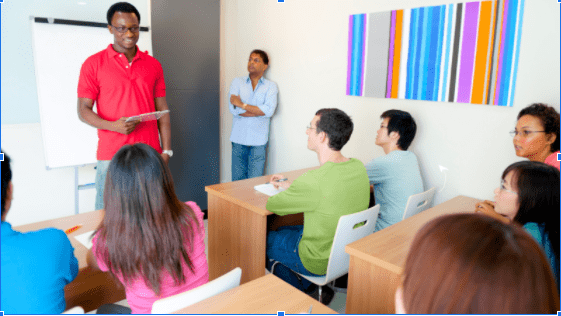 How to Make an Excellent Classroom Presentation