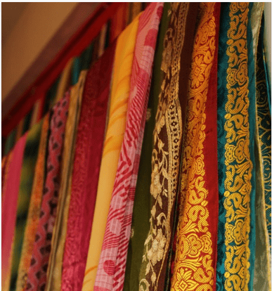 Jamdani Sarees On Casual And Formal Occasions at All About Silks