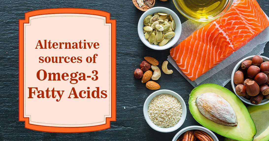 Making Choices for Omega 3 Supplements - Sources of Fatty Acids