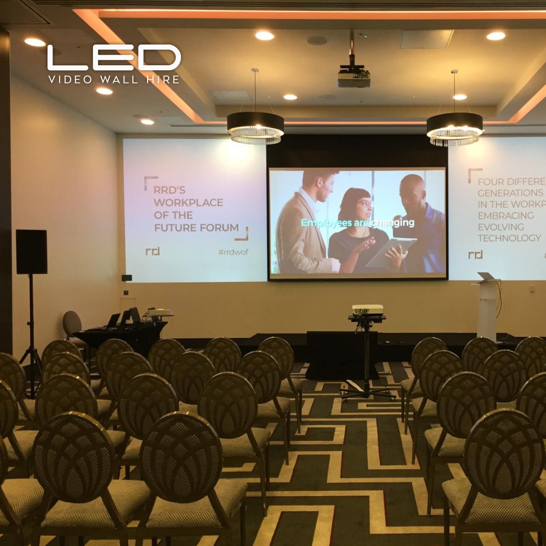 Successful LED Wall Hire in Events