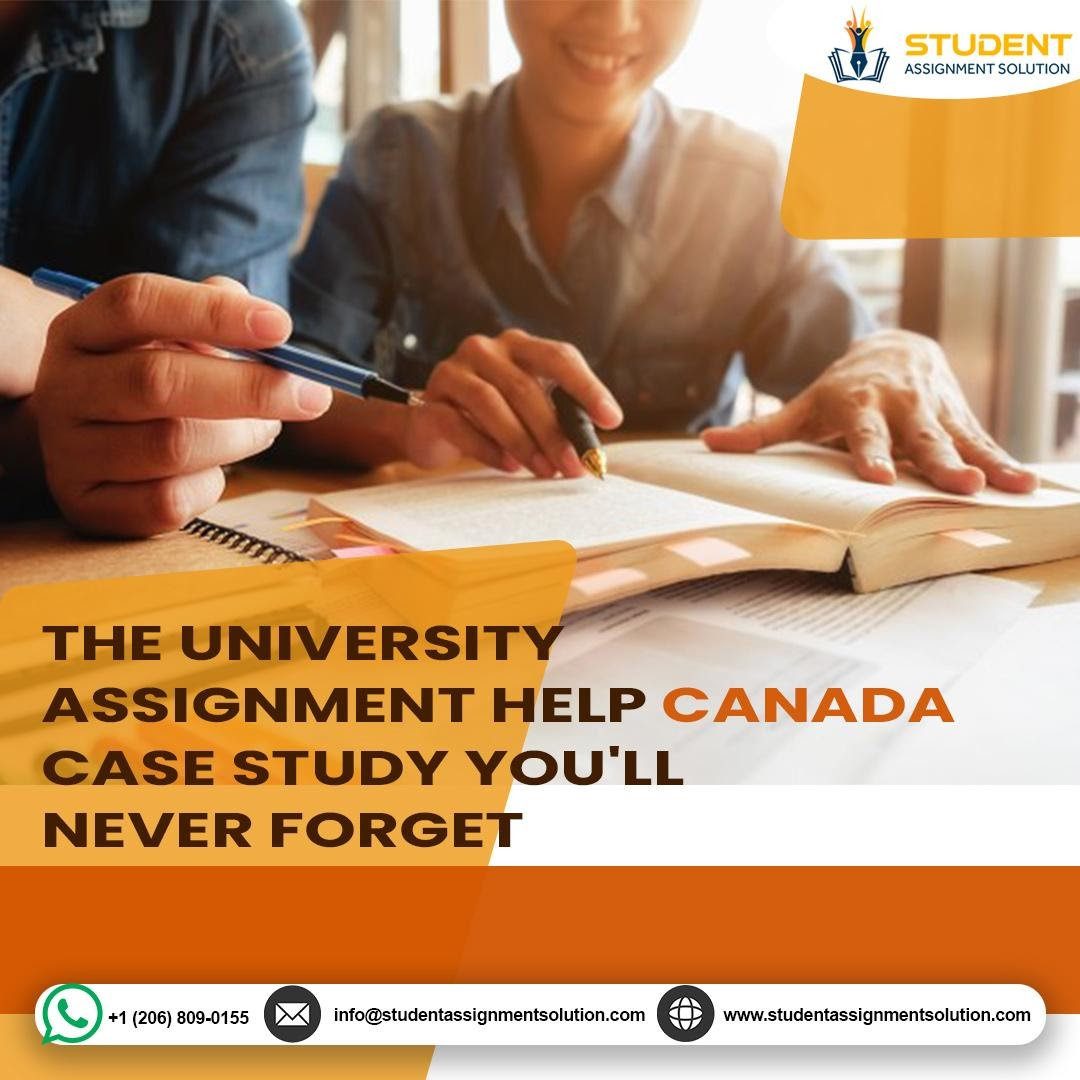 The University Assignment Help Canada Case Study You'll Never Forget
