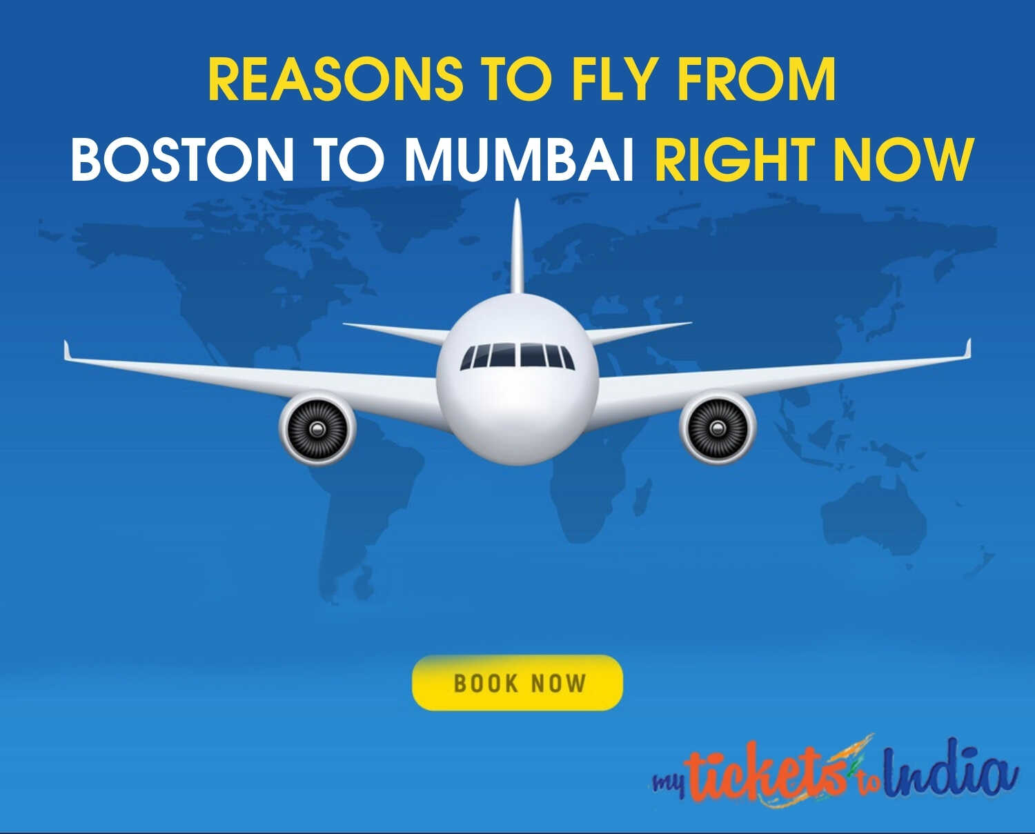 Reasons to Fly From Boston To Mumbai Right Now