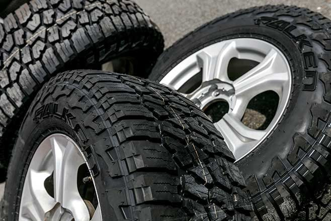 Best 4WD Tires for Your Car