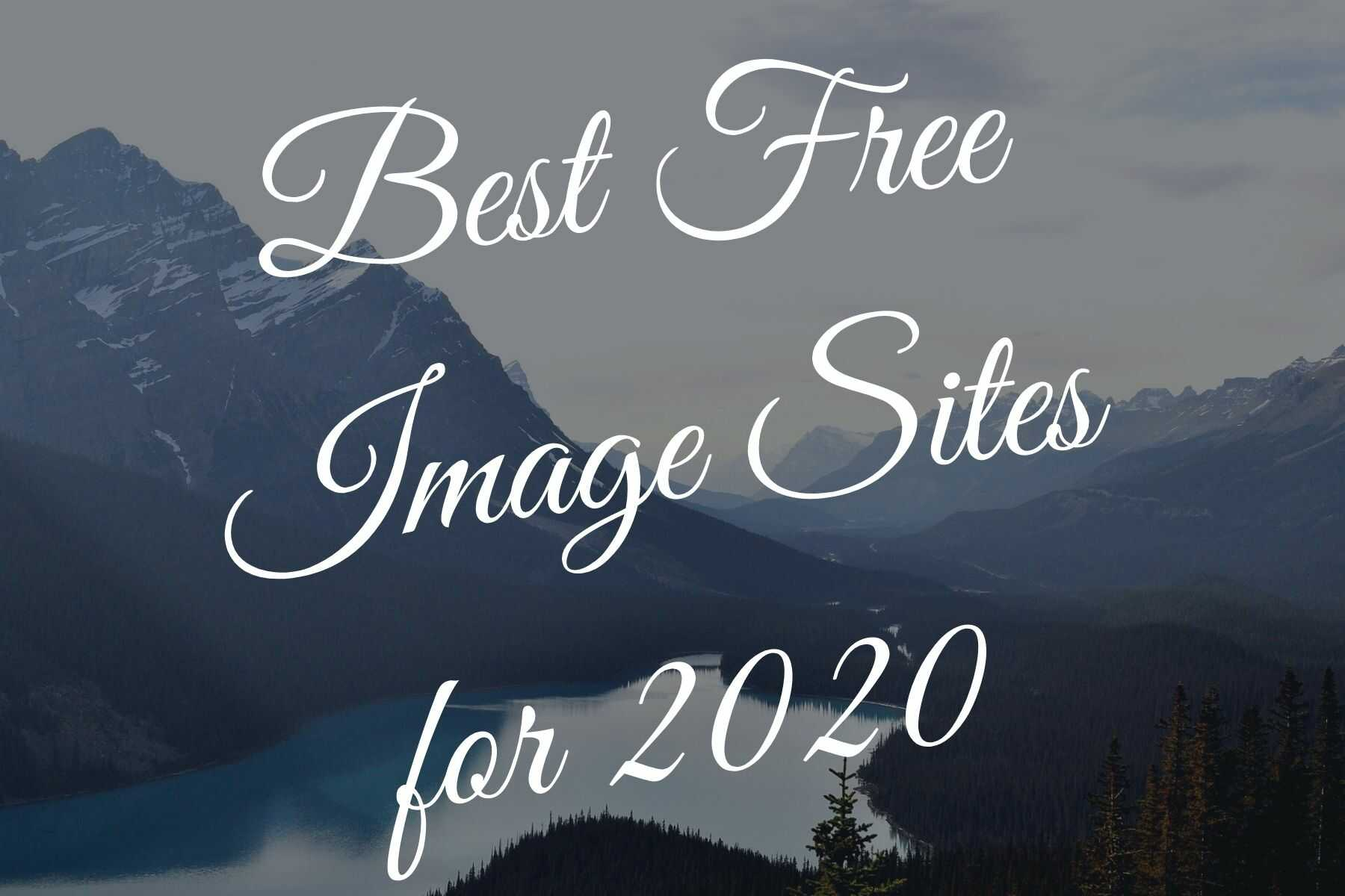 Best Free Image Sites for 2021 – Stock Photo Sites for Photographers