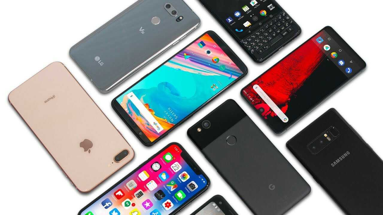 Some of the Most Innovative Smartphones Launched this Decade