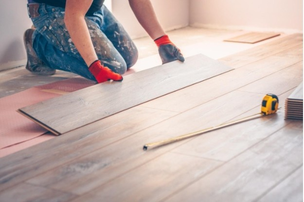 Install Laminate Flooring for Home Decor