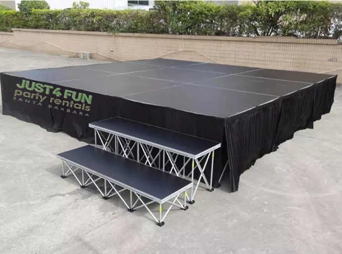 Portable Stage for Rent