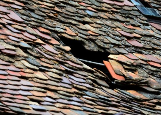 Reasons Your Roof May Be Shot