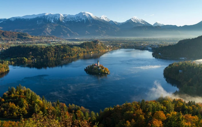 What Are Some Romantic Places in Slovenia? – Amir Articles