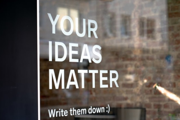Steps to Start on Your Ideas
