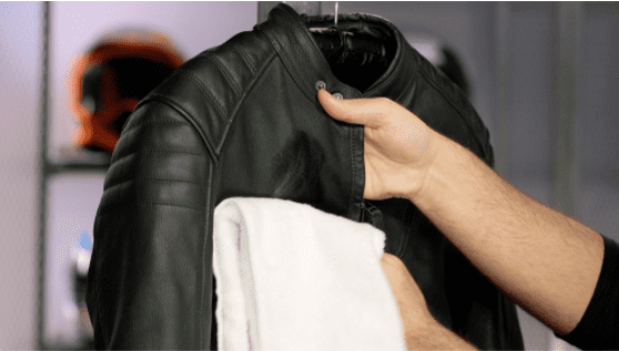 Washing Guide for Leather Jackets