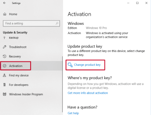 How To Fix Windows 10 Activation Error 0xc004f050? – Amir Aricles