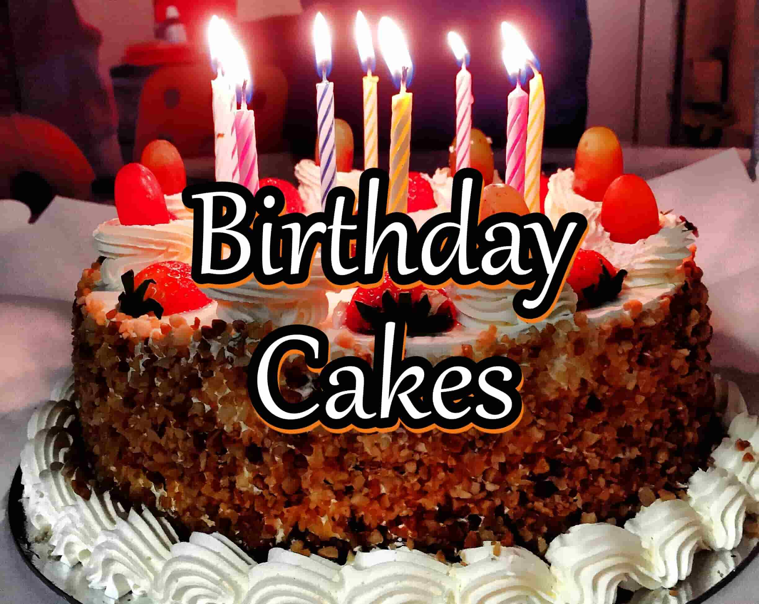 Bakery Shops With Cake Delivery