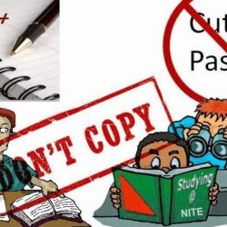 Effects of Plagiarism on Social Media