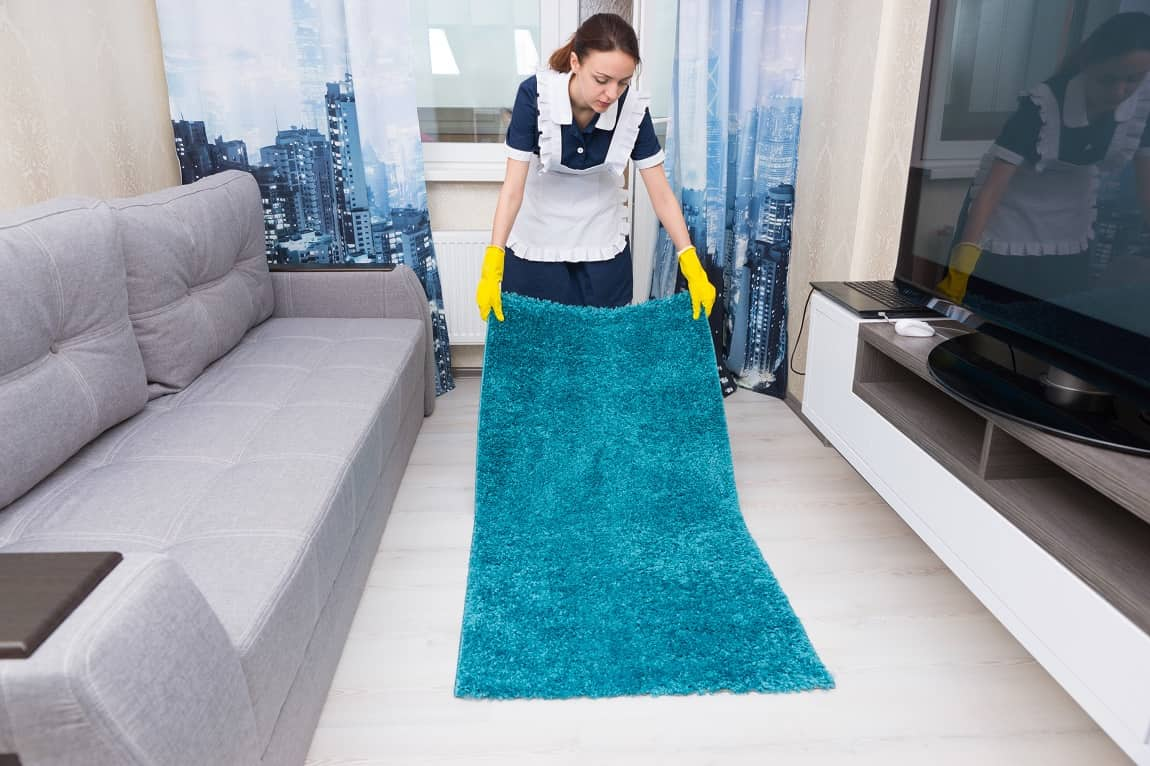 Guide for Deep Cleaning Carpet