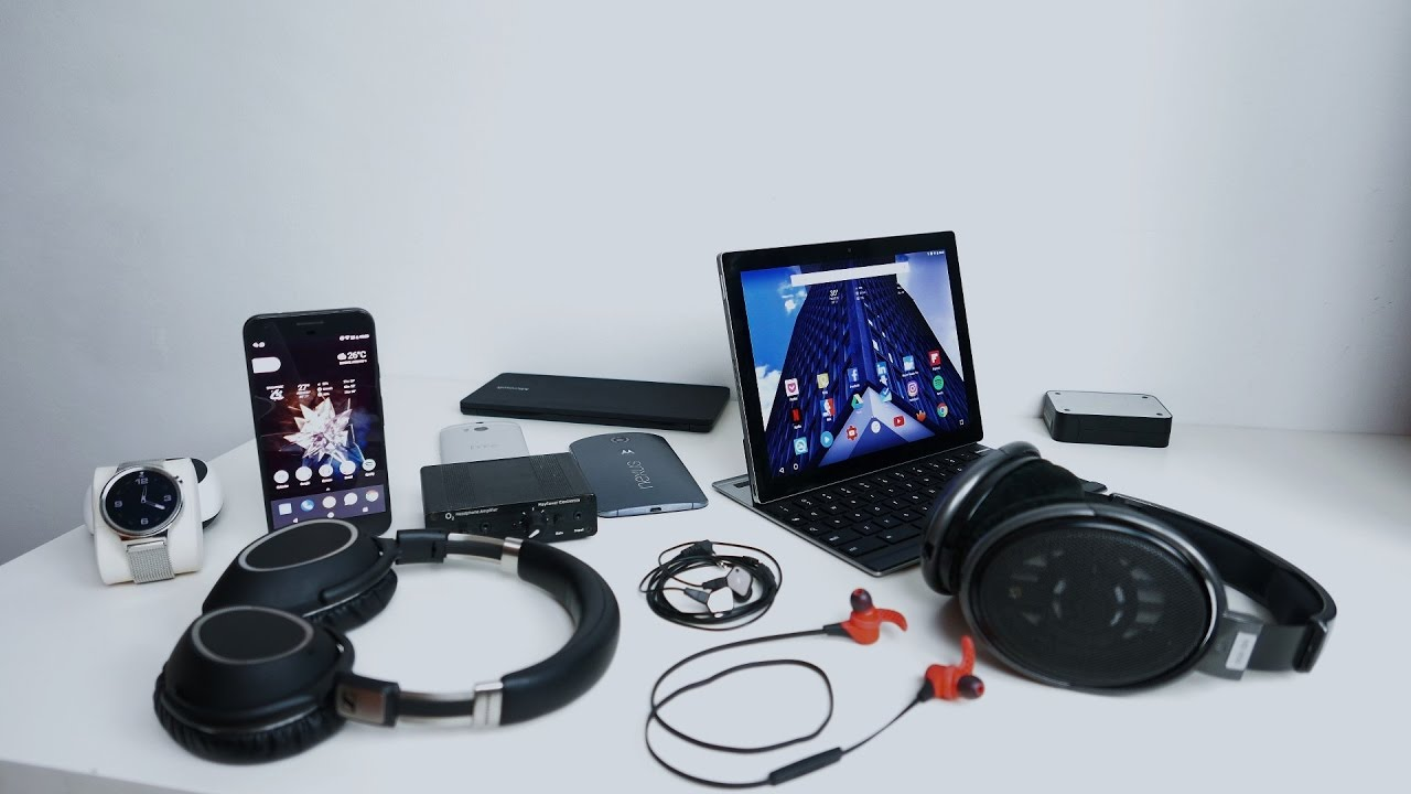 Outstanding Tech Products