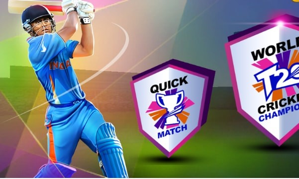 Play Cricket Games Online
