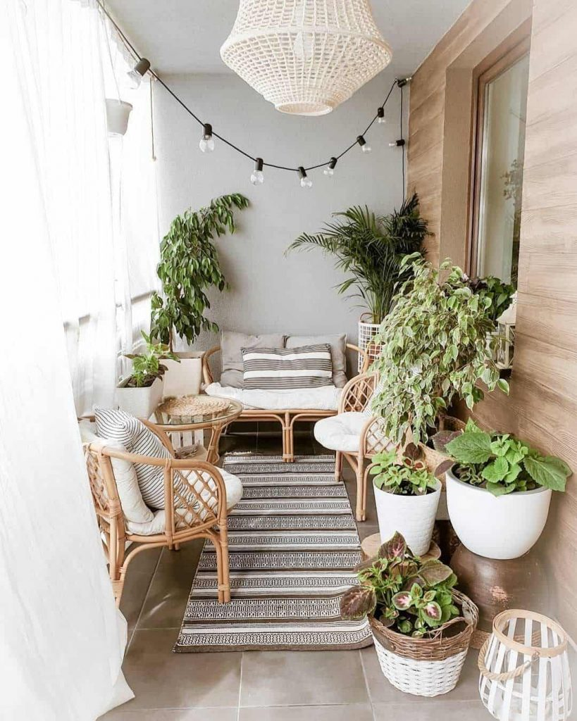 Home Balcony Improve Quality of Living - YOU CAN CREATE A BALCONY GARDEN