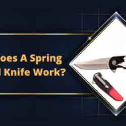 Spring Loaded Knife Work
