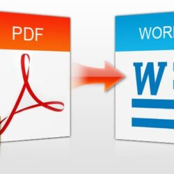 Tool for Converting Word to PDF
