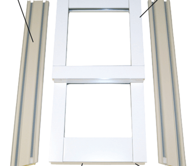 Double Hung Window Replacement Kits