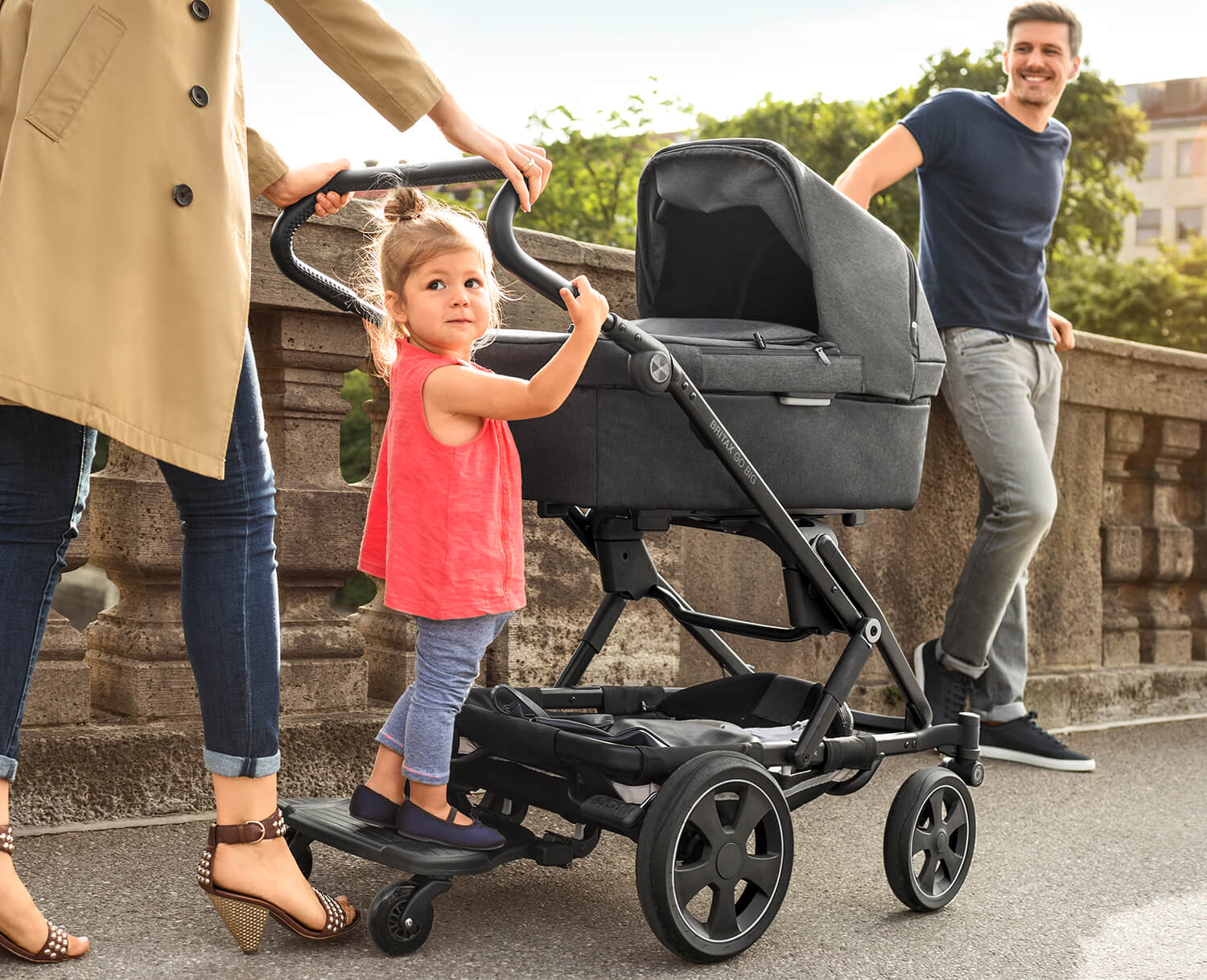 What to Try to Find Different Designs of Baby Strollers?