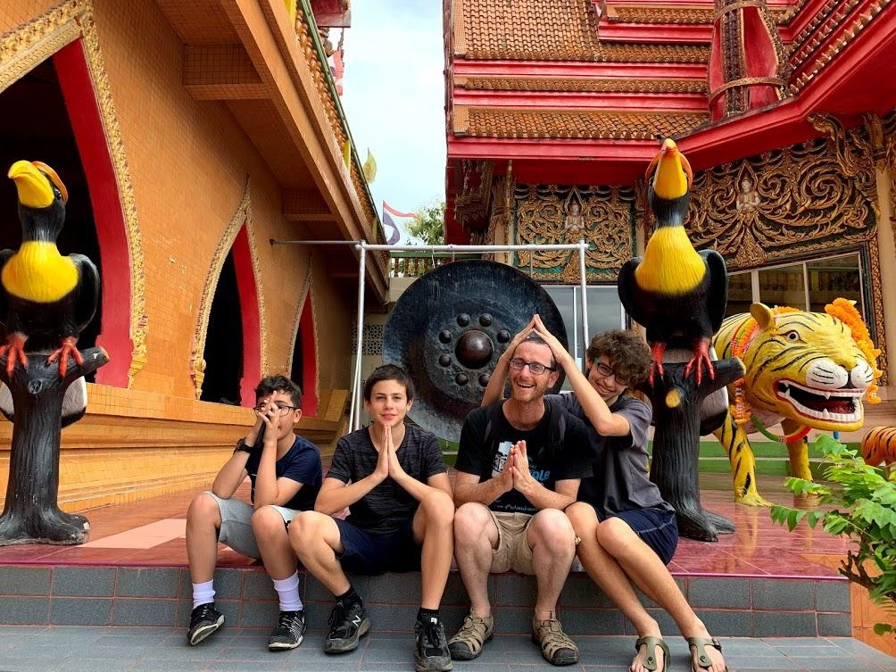 Family Vacation in Thailand