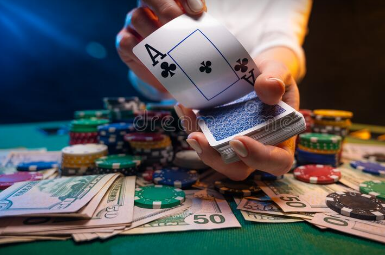 Be creative with bonus money at an online casino