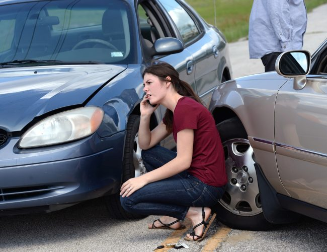 8 of the Most Common Causes of Car Accidents