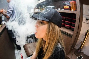 Essential Oils: The New Vaping Trend