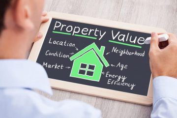 Who Demands Real Estate and Land Valuation Services?