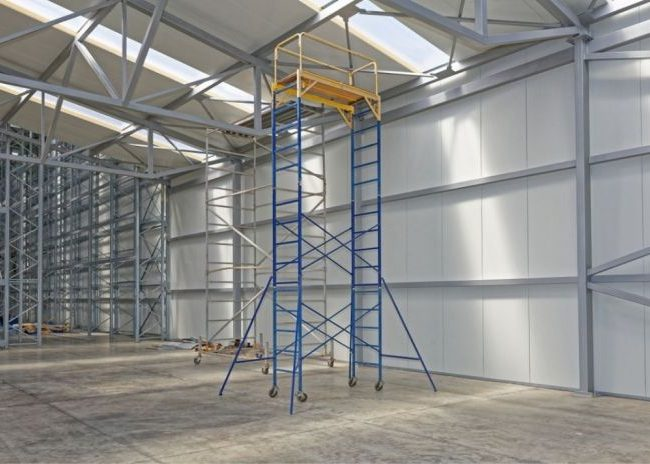 6 Safety Precautions To Follow When Using Scaffolding in Construction
