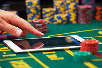 Tournaments at an online casino