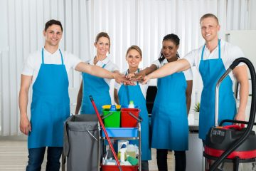 How to Start Your Own Commercial Cleaning Company