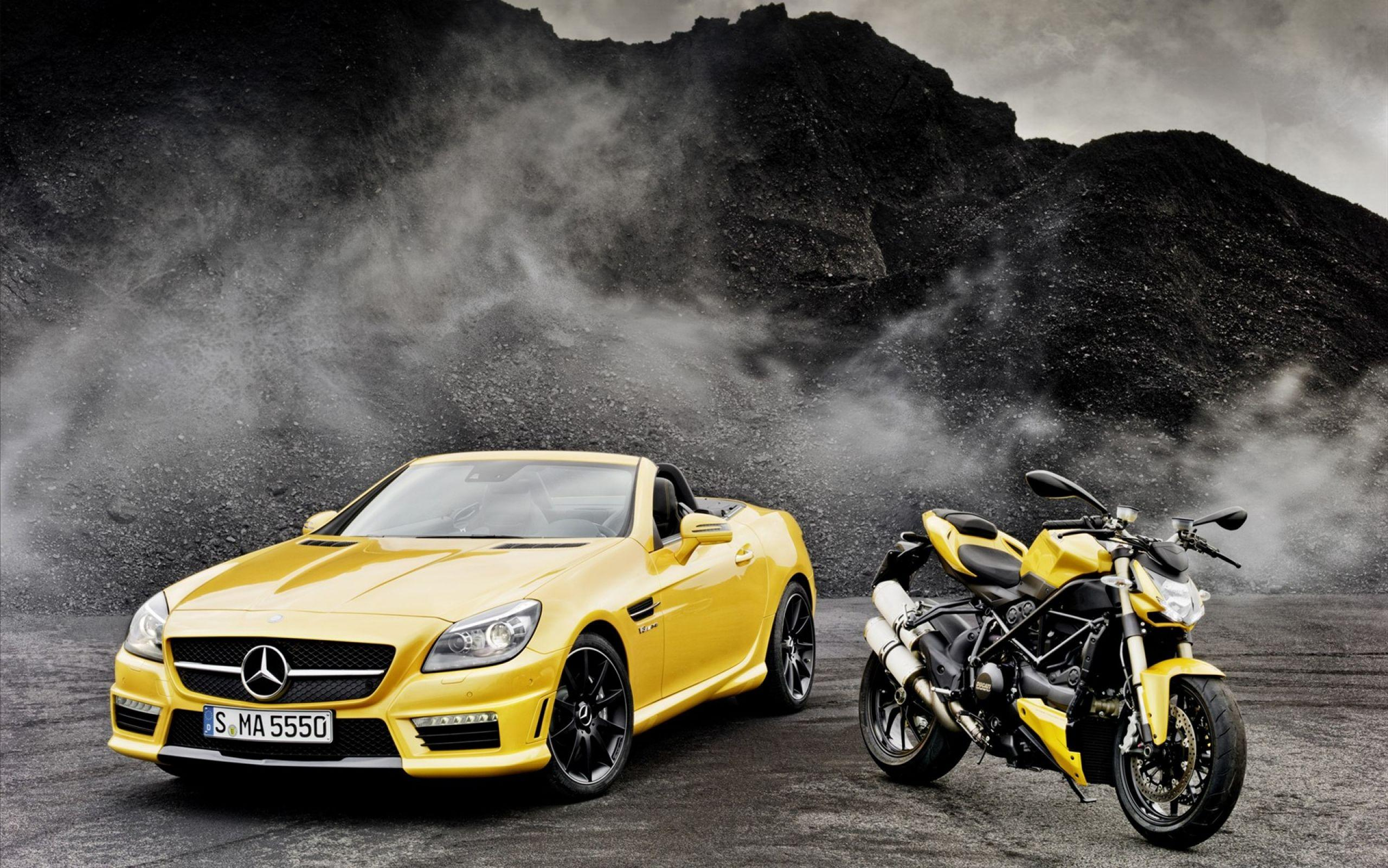 Bikers Vs. Car Enthusiasts – Which Group Is More Involved In Their Hobby