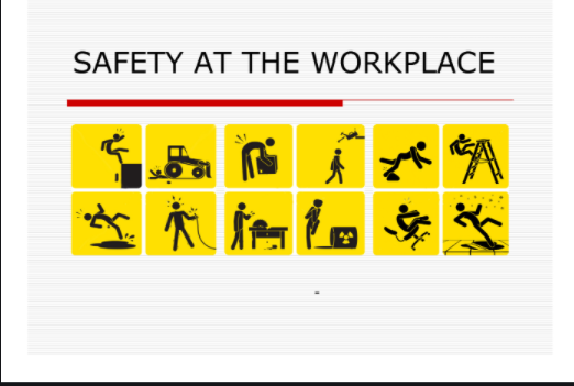 3 Must-Have Safety Essentials To Your Workplace