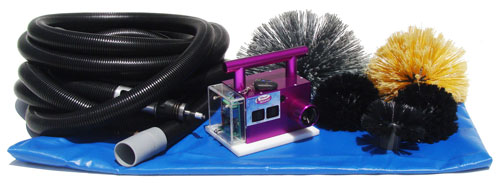 Detail about ProAir duct cleaning equipment for you duct cleaning need